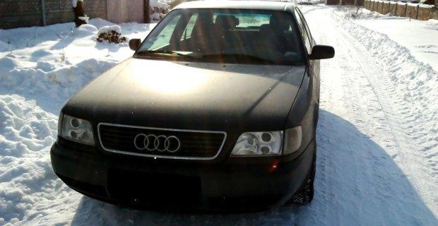 """Audi A6 1.9TDI """"Скромняга"""