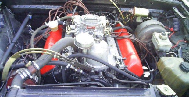 Газ 24 примірників 2434 V8