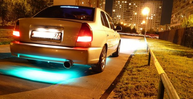 Hyundai Accent 1,5 турбо