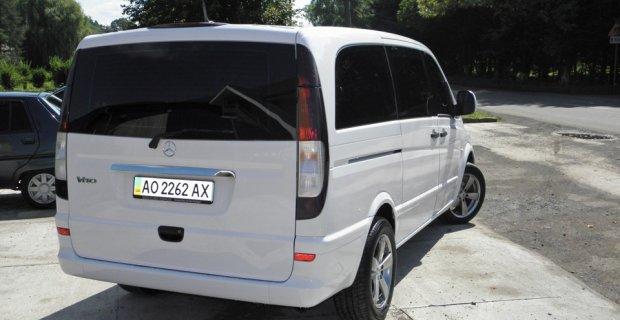 Mercedes-Benz Vito -&gt