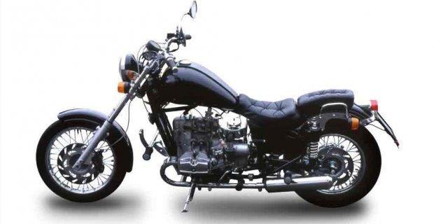 Трохи історії мотоцикла Урал