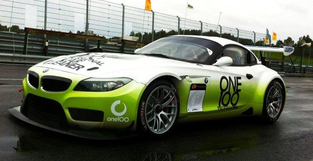 Збірка BMW Z4 GT3