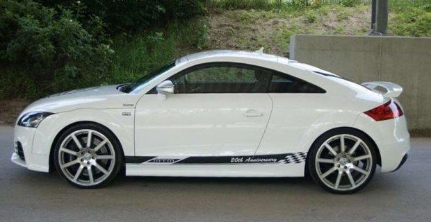 Tuned Audi TT