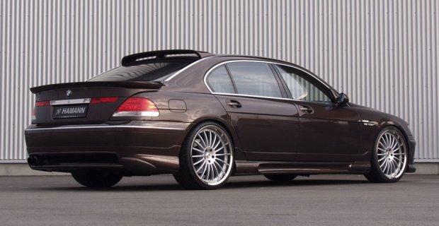 тюнінг BMW 7 e65