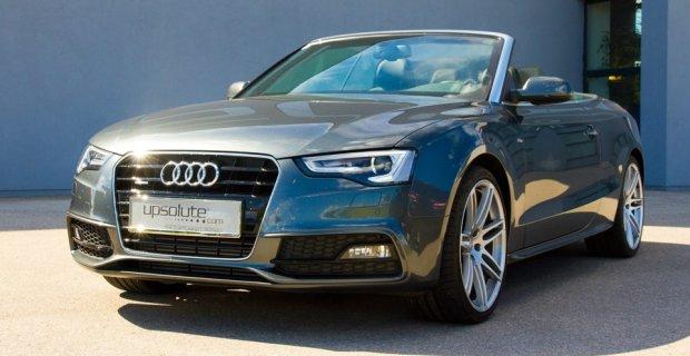 UPsolute чіп тюнінг Audi 2.0