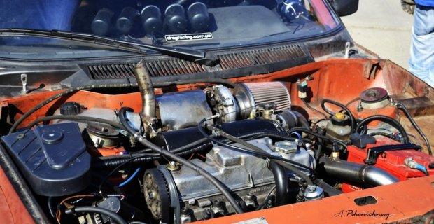 Праска двигуни Taurision