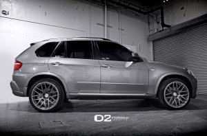 D2Forged BMW X5 E70 02